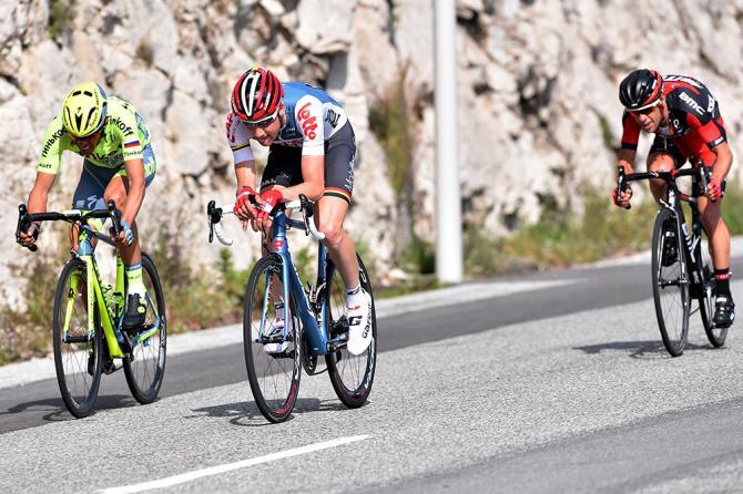 im Wellens, Alberto Contador Richie Porte (Tim de Waele TDWSport.com)