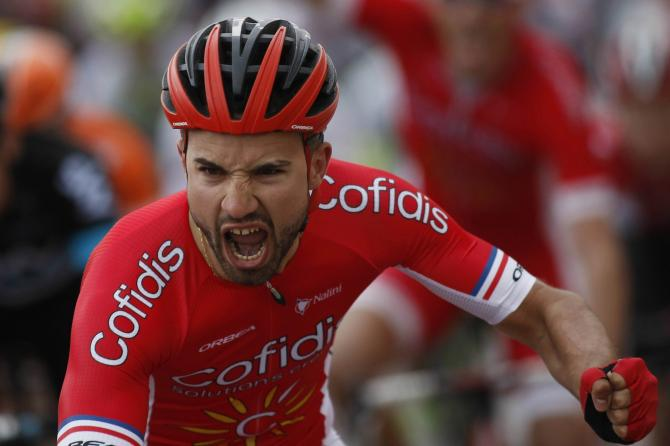 Nacer Bouhanni (Cofidis) (Bettini Photo)