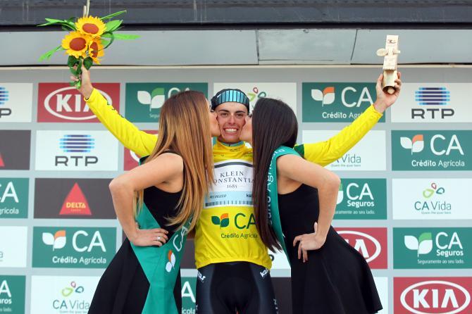 Enric Mas в жёлтой майке после 2-го этапа Volta ao Alentejo (Volta ao Alentejo)