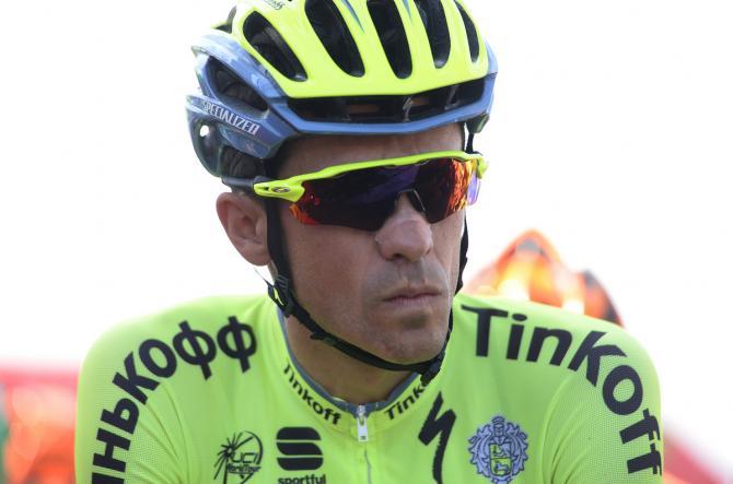 Alberto Contador (Tinkoff) победитель Тура Страны Басков (фото: Tim de Waele TDWSport.com)