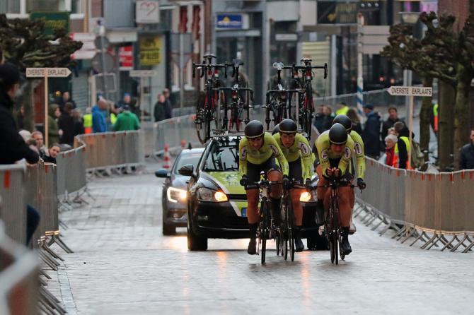 Команда Parkhotel Valkenburg (фото: dcp-bertgeerts@xs4all.nl)