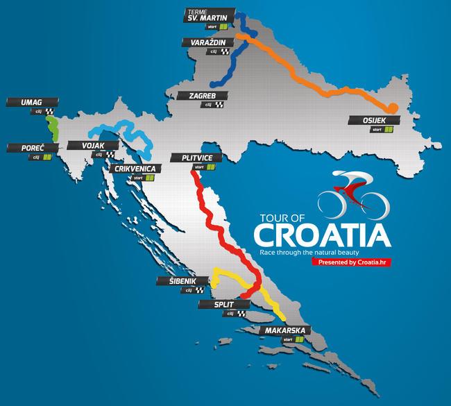 Тур Хорватии