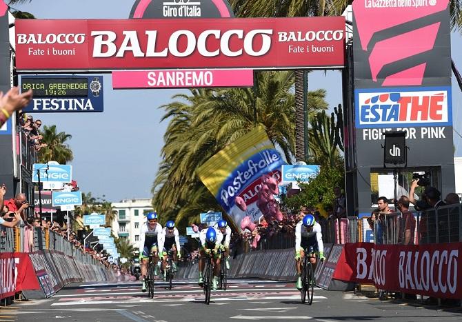 Джиро д'Италия 2016