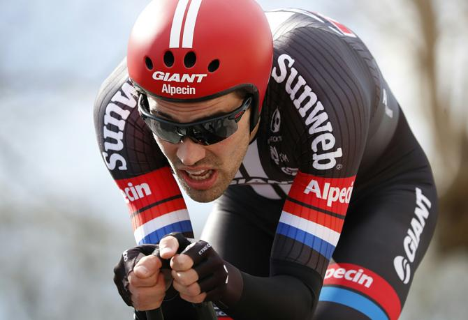 Tom Dumoulin (Giant-Alpecin) (фото: Getty Images Sport)