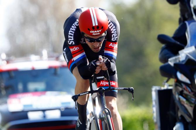 Carlos Betancur (Movistar) (фото: Tim de Waele/TDWSport.com)