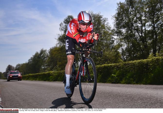 Смотреть видео онлайн 1-й этап (фото: Tim de Waele/TDWSport.com)
