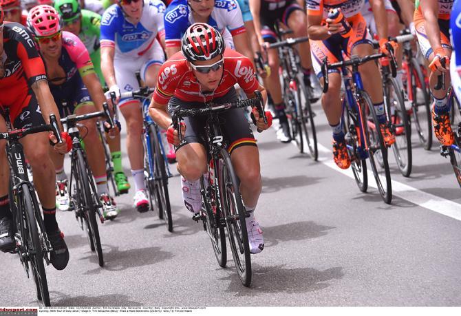 Marcel Kittel (Etixx-QuickStep) (фото: Tim de Waele/TDWSport.com)