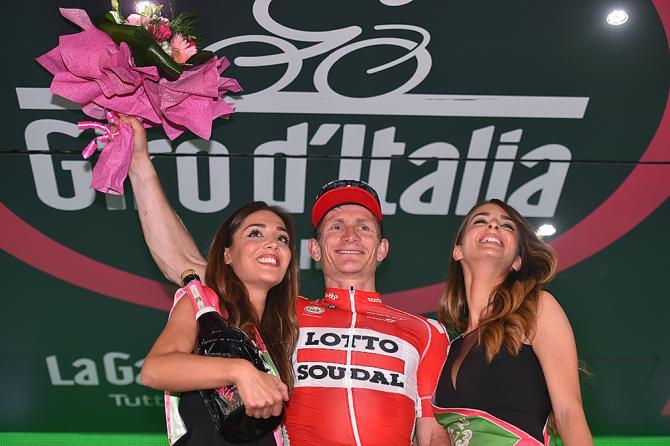 Andre Greipel (Lotto Soudal) победитель 5-го этапа (фото: Tim de Waele/TDWSport.com)