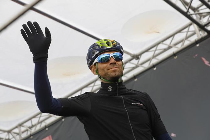 Alejandro Valverde (Movistar) Giro d'Italia (фото: Getty Images Sport)