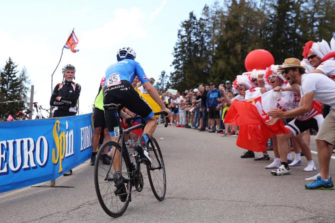 Alexander Foliforov (Gazprom-Rusvelo) (фото: Tim de Waele/TDWSport.com)