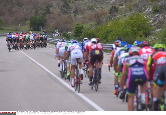 Смотреть видео онлайн 7-й этап (фото: Tim de Waele/TDWSport.com)