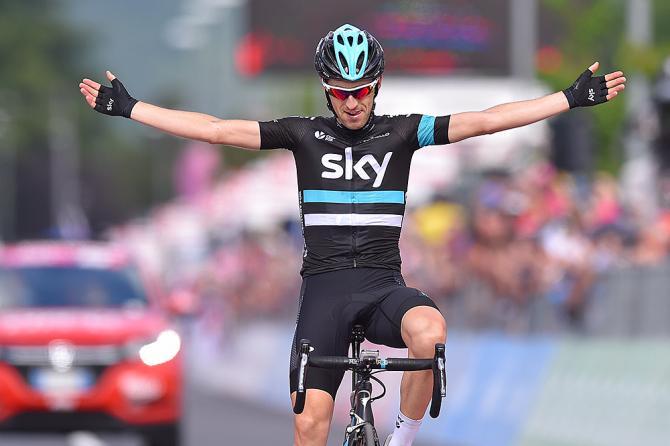 Mikel Nieve (Team Sky)(фото: Tim de Waele/TDWSport.com)