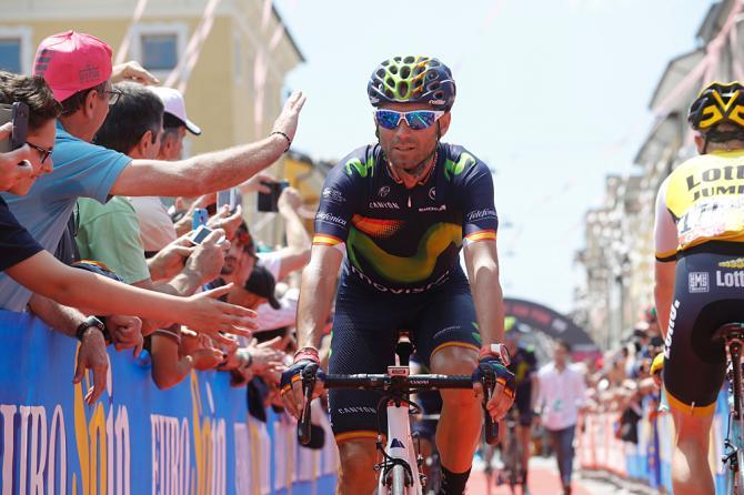 Alejandro Valverde (Movistar)(фото: Getty Images Sport)