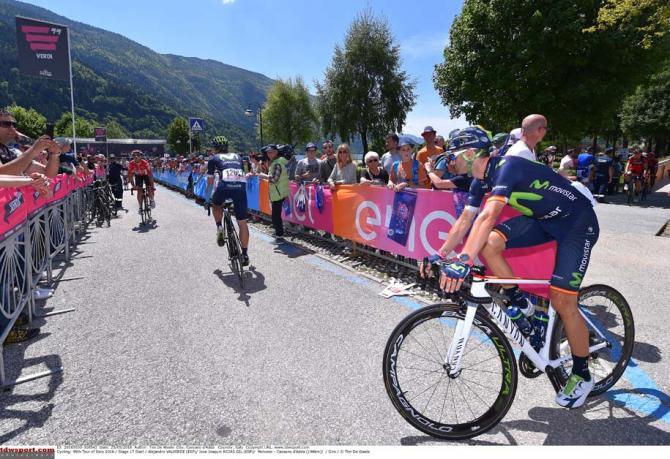 Alejandro Valverde (фото: Tim de Waele/TDWSport.com)