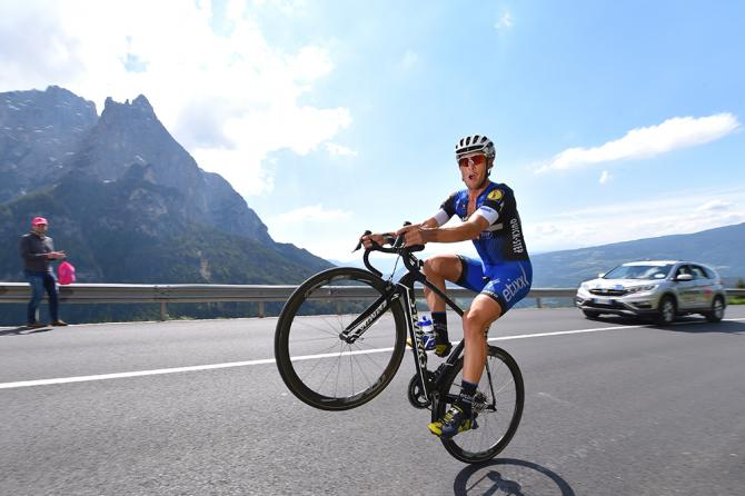Matteo Trentin (Ita) Etixx - Quick-Step (фото: Tim de Waele/TDWSport.com)