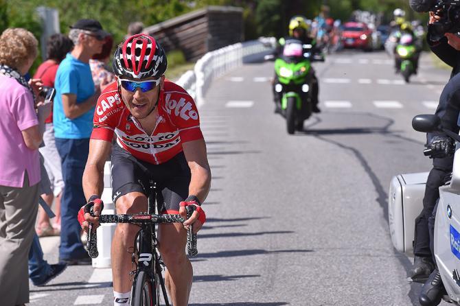 Maxime Monfort (Lotto Sooudal) (фото: Tim de Waele/TDWSport.com)