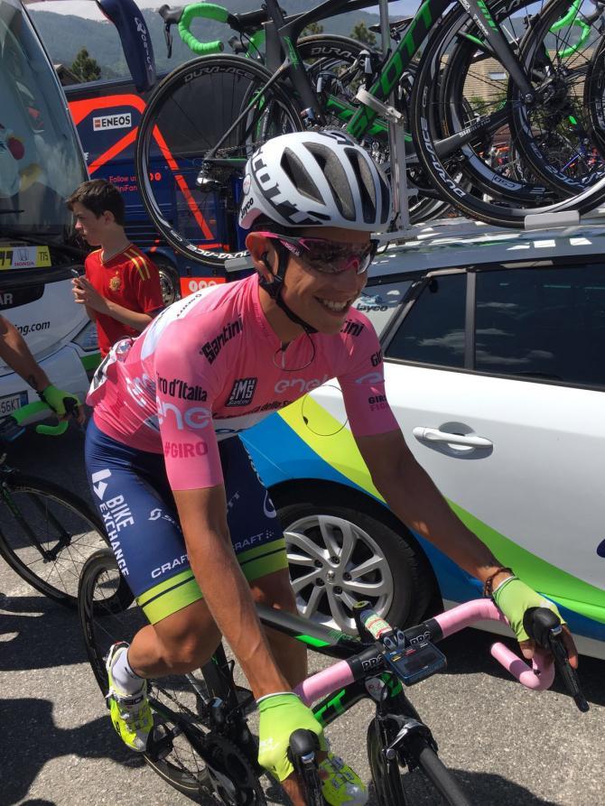Эстебан Шавес(фото: Cyclingnews)
