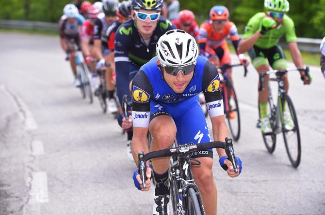 Gianluca Brambilla (Etixx-Quickstep) (фото: Tim de Waele/TDWSport.com)