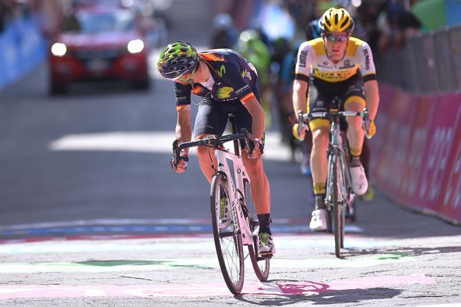 Alejandro Valverde (Movistar) (фото: Tim de Waele/TDWSport.com)