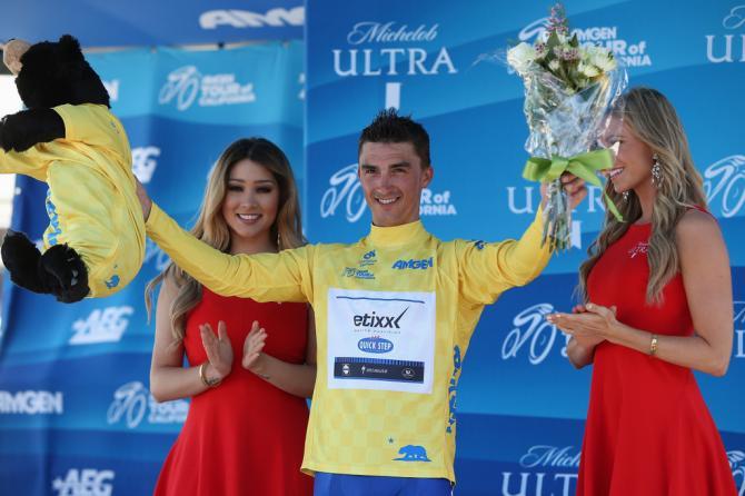Смотреть видео онлайн 4-й этап (фото: Getty Images Sport)