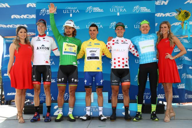 Лидеры классификации (фото: Getty Images Sport)