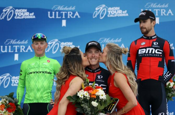 Победитель этапа Рохан Деннис(фото: Getty Images Sport)