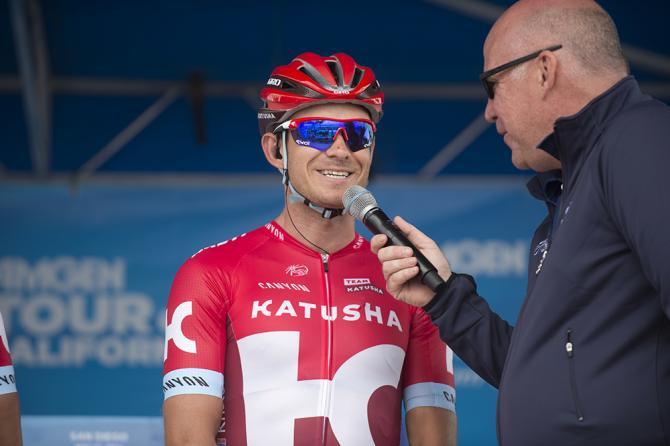 Александр Кристофф (фото: Tim de Waele/TDWSport.com)