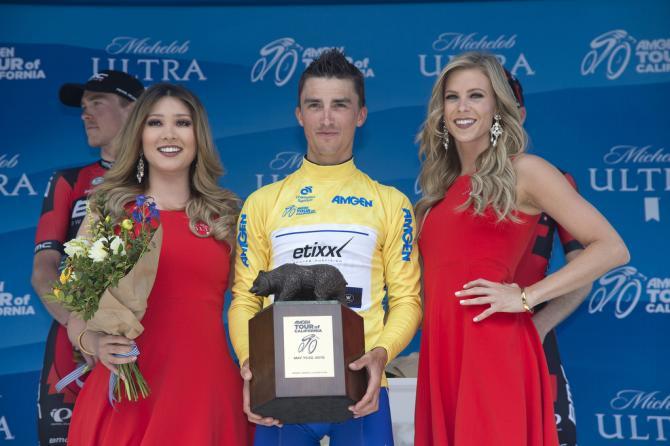 Чемпион 2016 года, гонки Тур Калифорнии, Джулиан Алэфилипп (Быстрый шаг Etixx) (фото: Tim de Waele/TDWSport.com)