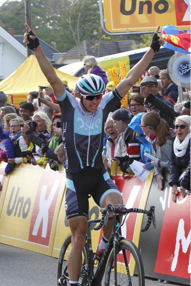 Steele von Hoff (ONE Pro Cycling) (фото: Tim de Waele/TDWSport.com)