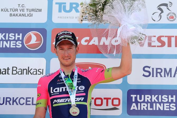 Sacha Modolo of Lampre-Merida (фото: Getty Images Sport)
