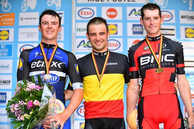 Victor Campenaerts (Bel) Team LottoNl-Jumbo (фото: Tim de Waele/TDWSport.com)