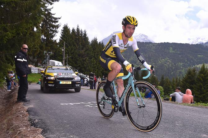 Victor Campenaerts (LottoNL-Jumbo) (фото: Tim de Waele/TDWSport.com)