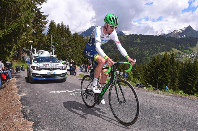 Daryl Impey (Orica-GreenEdge) (фото: Tim de Waele/TDWSport.com)