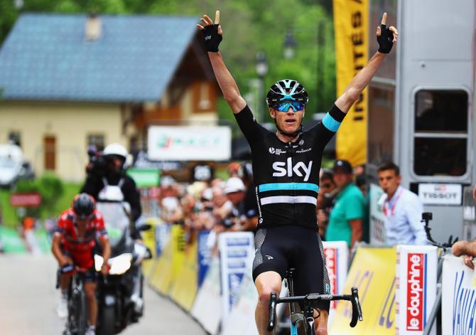 Крис Фрум первый (фото: Getty Images Sport)