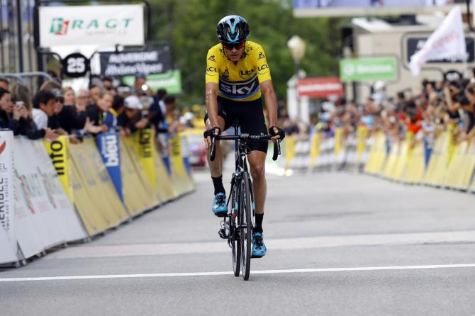 Chris Froome (Sky) (фото: Bettini Photo)