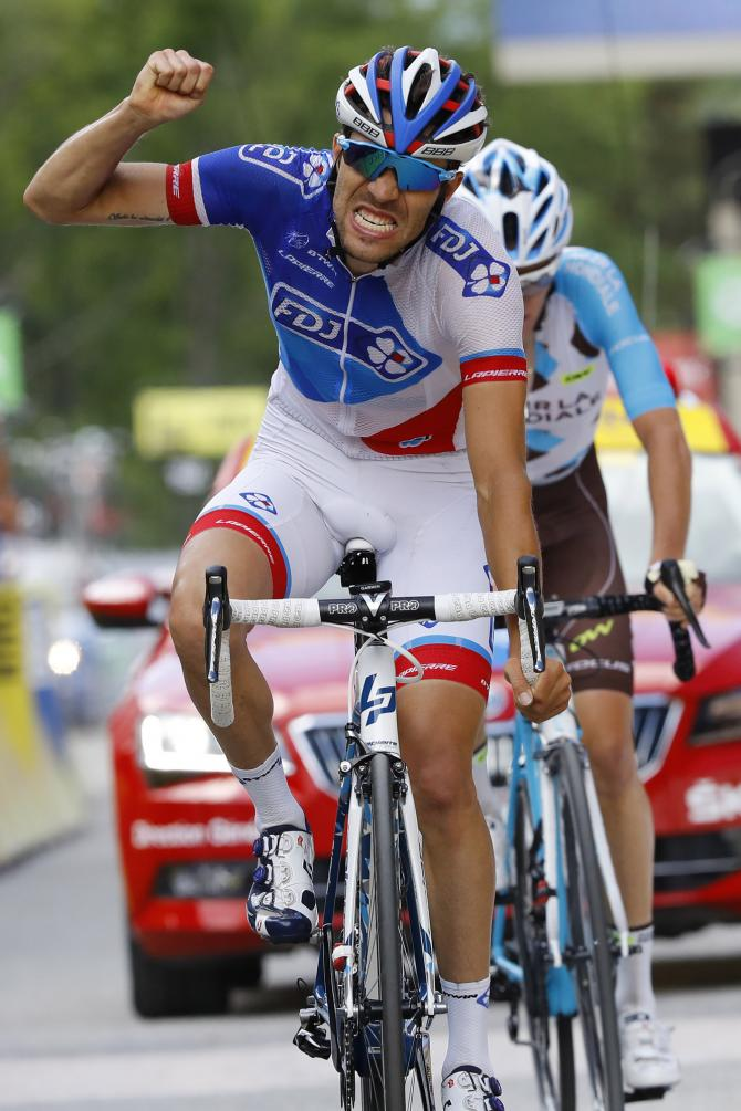 Thibaut Pinot (FDJ) (фото: Bettini Photo)