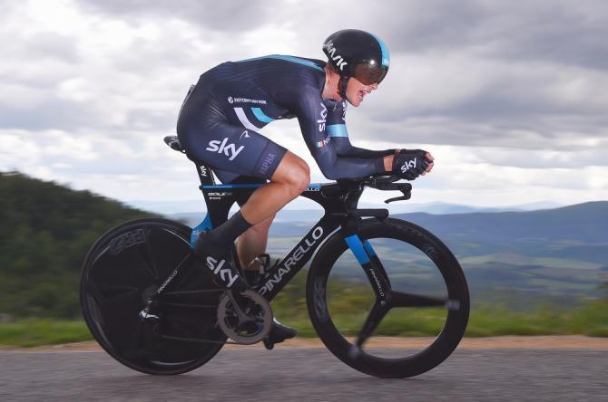 Николас Роч (Team Sky) (фото: Tim de Waele/TDWSport.com)
