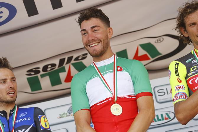 Giacomo Nizzolo (Trek-Segafredo) (фото: Bettini Photo)