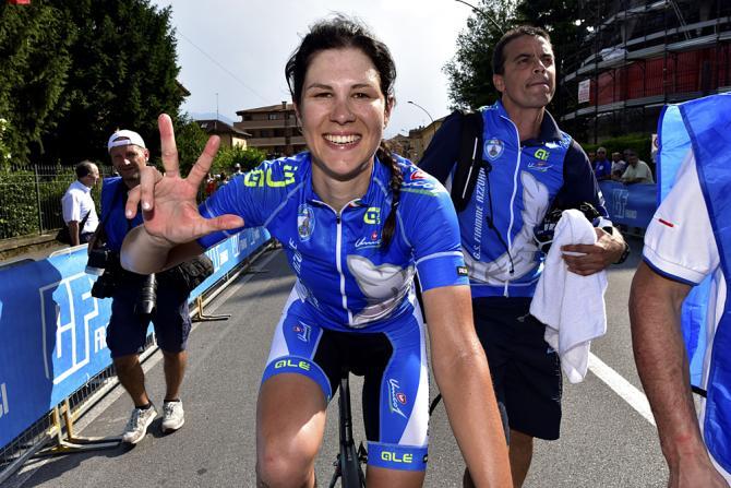 Elena Cecchini (фото: Bettini Photo)