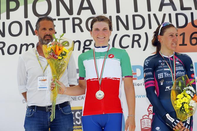 Elisa Longo Borghini (Wiggle High5) (фото: Bettini Photo)