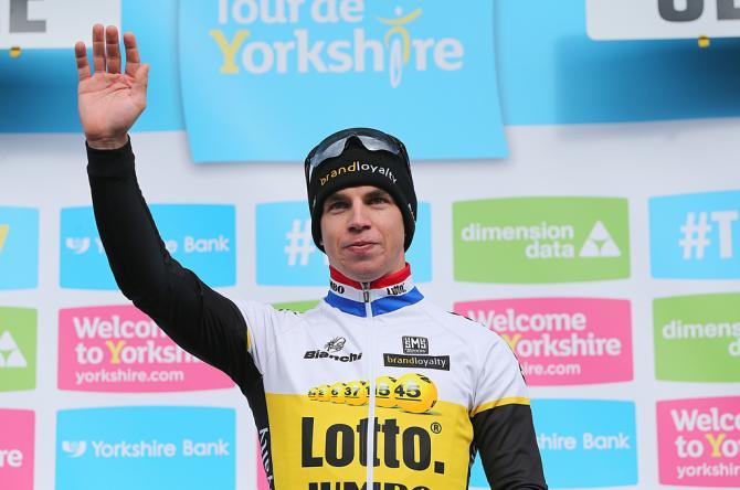 Dylan Groenewegen победитель третьего этапа Гран-при Яна ван Хесвейка, все же это его лучший сезон (фото: Tim de Waele/TDWSport.com)