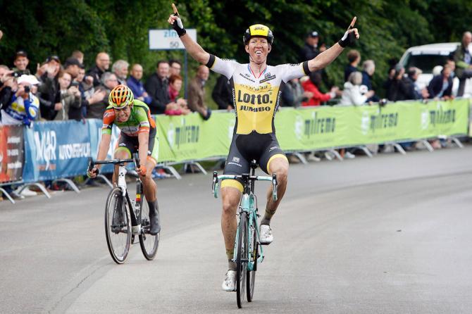 Sep Vanmarcke одержал победу на 4 этапе Ster ZLM Toer. (фото: Bettini Photo)