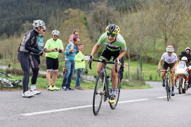 Doris Schweizer выиграла разделку на Swiss Road Championships 2016(фото: Sean Robinson/Velofocus)