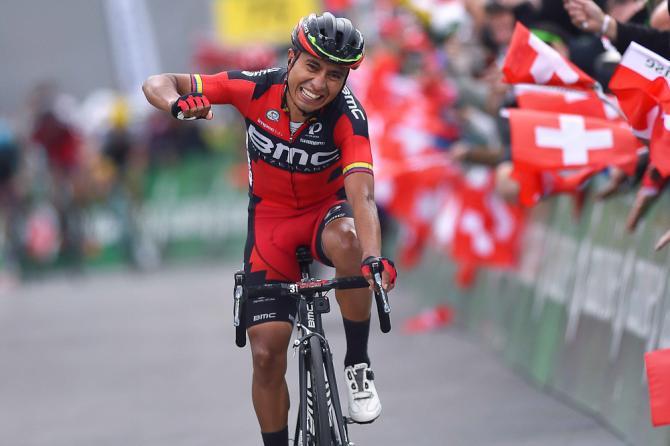 Darwin Atapuma (BMC Racing)(фото: Tim de Waele/TDWSport.com)