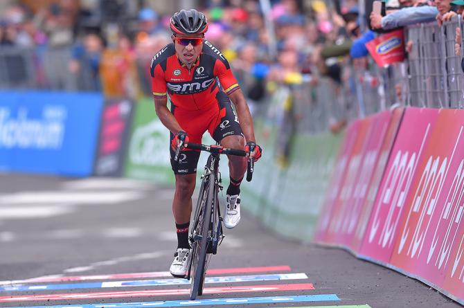 Darwin Atapuma (BMC) одержал победу на 5 этапе (фото: Tim de Waele/TDWSport.com)
