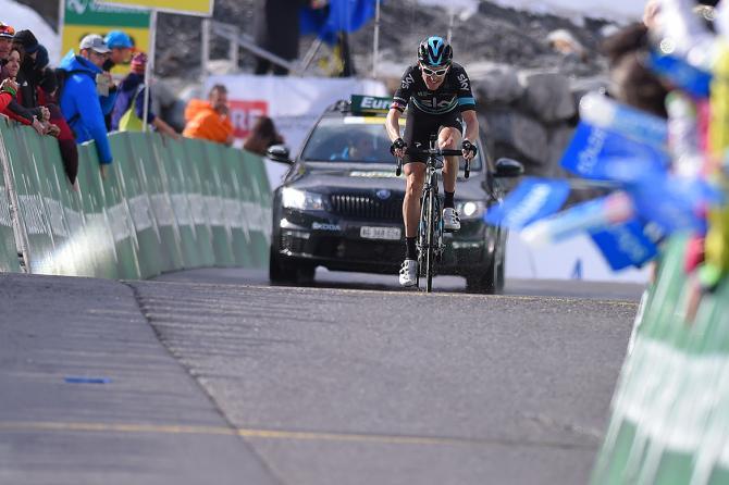 Geraint Thomas (Sky) (фото: Tim de Waele/TDWSport.com)