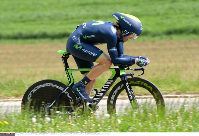 Ион Исагирре (Movistar) (фото: Tim de Waele/TDWSport.com)