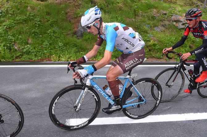 Hubert DuPont (фото: Tim de Waele/TDWSport.com)