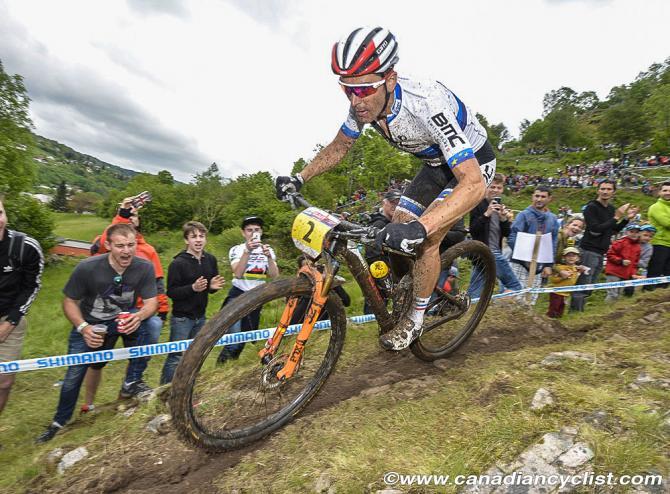 Жюльен Абсалон (BMC Mountainbike Racing Team) (фото: Robert Jones)