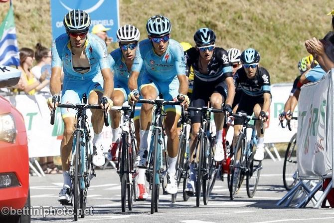 15-й этап Тур де Франс